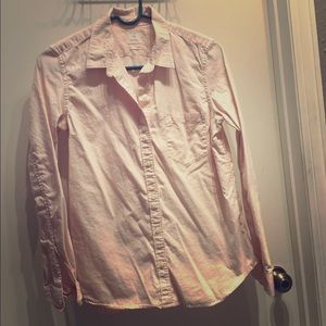 Gap 'The Fitted Boyfriend' Button Down Shirt
